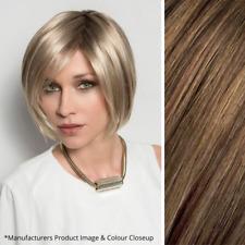 Imperfect ellen wille Just Nature Topper - 100% Human Hair - Color Mocha Mix