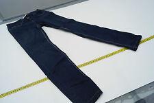 ESPRIT Damen stretch Jeans Hose tube slim Gr.26/32 darkblue Röhrenjeans TOP #43