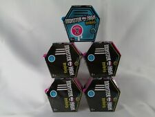 5 Monster High Minis Series 1 and 2 Blind Bags Figure Brand New Never Opened