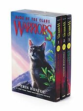 Warriors: Dawn of the Clans Box Set: Volumes 1 to 3 [Paperback]