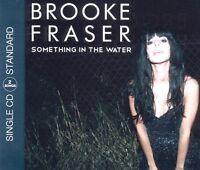 "BROOKE FRASER ""SOMETHING IN THE WATER"" CD SINGLE NEU"