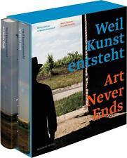 Theresia Hauenfels/Weil Kunst entsteht - Art Never Ends Wirk[stätt]en in NÖ ovp