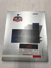 Auto Body Wet Sandpaper 9x11 400 Grit 50 Sheets Waterproof Fast & Free Shipping
