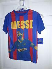 FC Barcelona soccer FCB jersey T-shirt Barça fútbol camiseta camisa NEW Youth M