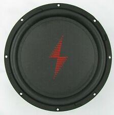 Precision Power PC10 Flat Piston Subwoofer, 10 Inch, 4 Ohm, Vintage, Rare