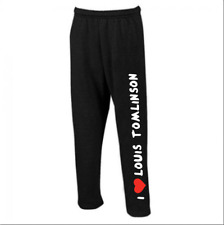 ONE DIRECTION  I LOVE LOUIS TOMLINSON  SWEATPANTS