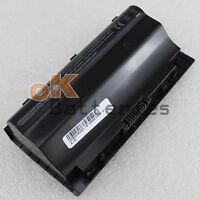 5200mAh New Laptop Battery A42-G75 For ASUS G75 G75V G75VM G75VW G75VX 3D Series
