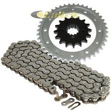 Drive Chain & Sprocket Kit Fits HONDA VFR800 FI Interceptor 800 ABS 2002-2013