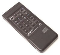 ONKYO RC-227C CD Player Remote Control for RC239D,DXC206,DXC110,DXC106