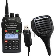 Wouxun KG-UVD1P 136-174/420-520 MHz+USB & Speaker Mic H