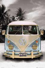 Vw Split Screen Camper Van Gran Cartel Californiana Nueva