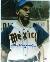 Ray Dandridge Signed Psa/dna Certed 8x10 Photo Autograph Authentic