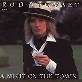 A Night on the Town [Remaster] - ROD STEWART - 9 TRACK MUSIC CD - NEW - E392