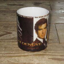 James Bond 007 GoldenEye Advertising MUG