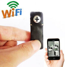 mini spy wireless WIFI DIY screw IP Nanny camera hidden small DVR video recorder