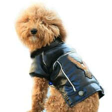 Leather Jacket For Boys Dog Clothes And Accessories Cheap Motorcycle Rain Jacket
