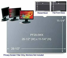 3M PF29.0WX Privacy Filter for Widescreen Desktop LCD Monitor 29 inch