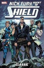 Nick Fury, Agent of S.H.I.E.L.D. Classic - Volume 1, Grant, Alan, Chichester, Da