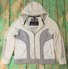 Joe Rocket Womens Fleece & Mesh Jacket w Hood XL Honda Official Licensed Product