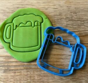 Beer Glass Cookie Cutter, St Patrick's Day Ideas, Biscuit Cutter