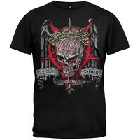 Slayer - Human Stain Adult Mens T-Shirt