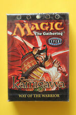 MAGIC KAMIGAWA - Way Of The Warrior ENG [Deck CHAMPIONS Campioni MTG] Sealed