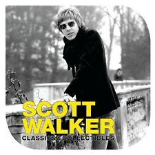 SCOTT WALKER - CLASSICS & COLLECTIBLES  2 CD  45 TRACKS ROCK POP BEST OF  NEUF