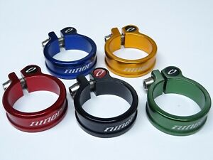Niner Seatpost Collar / Clamp 29.6mm / 34.9mm Various Colours XC Mtb Am