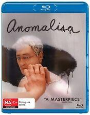 *BRAND NEW & SEALED* Anomalisa (Blu-ray Movie 2016) Stop-Motion Masterpiece