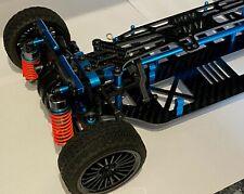 RC Model Car Tamiya TT01 Aluminium Carbon fibre Chassis Touring Car Remote