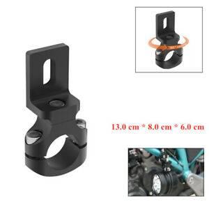 Motorcycle Bicycle LED Headlight High-intensity Expansion Bracket 20-22MM
