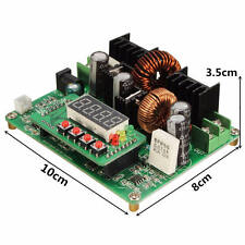 DC-DC 38V Digital Step-up Step-down Module Boost Buck Converter Solar Charging S