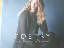 POETRY CLOTHING CATALOGUE WINTER 2013 NEW LUXE WINTER COLLECTION