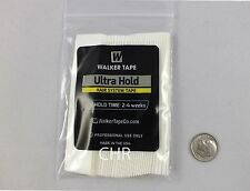 """Walker Ultra Hold Tape 3/4 x 3"""" Straight Strips 36 Pc Lace Wig Hair Piece Toupee"""