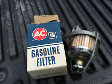 1958 Chevrolet All 6 Cylinder Engines Fuel Housing AC #GF48 GM # 854444