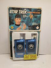 Mego Star Trek Communicators 1974 Vintage VERY RARE