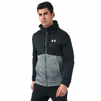 Us under armour af icon fz loose fit hoodie black grey S M L XL 2XL 3XL RRP £65