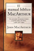 El manual bíblico MacArthur / The MacArthur Bible Handbook : Un Studio Introd...