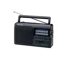 Radio Porttil Panasonic Rf-3500e9-k negro