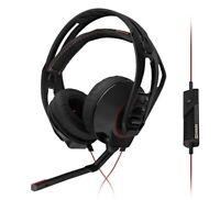 Plantronics Rig 515HD Lava 7.1 Surround Sound USB Gaming Headset - Black