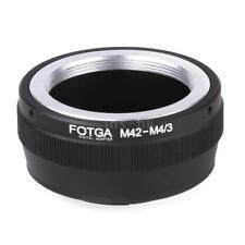 Fotga Anello Adattatore per M42 Lens a Micro 4/3 Mount Olympus Panasonic J0W9