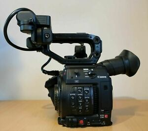 Canon C200 EOS C Digital Cinema Camera 4k UHD 50p with Internal RAW