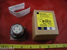 Square D 9001KR4G Ser J Green Push Button Switch Mushroom Operator missing cap