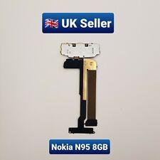 Nokia N95 8GB Main LCD Keypad Connector Ribbon Flex