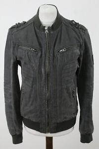 TOM TAILOR Grey Jacket size S
