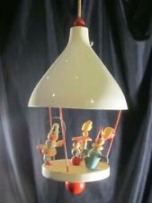 Vintage Child / Baby Hanging Lamp
