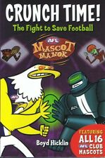 MASCOT MANOR The Fight To Save AFL Football by Boyd Hicklin (Paperback, 2007)
