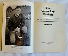 Green Bay Packers Story of Professional Football Ward Don Hutson Johnny Blood