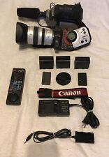Canon Xl1S Camcorder w/ Accessories - Mini Hd Tape - Vg Cond