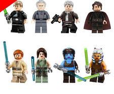 8pcs Star wars Trooper Luke  Minifigures Soldier Figure Block Toy
